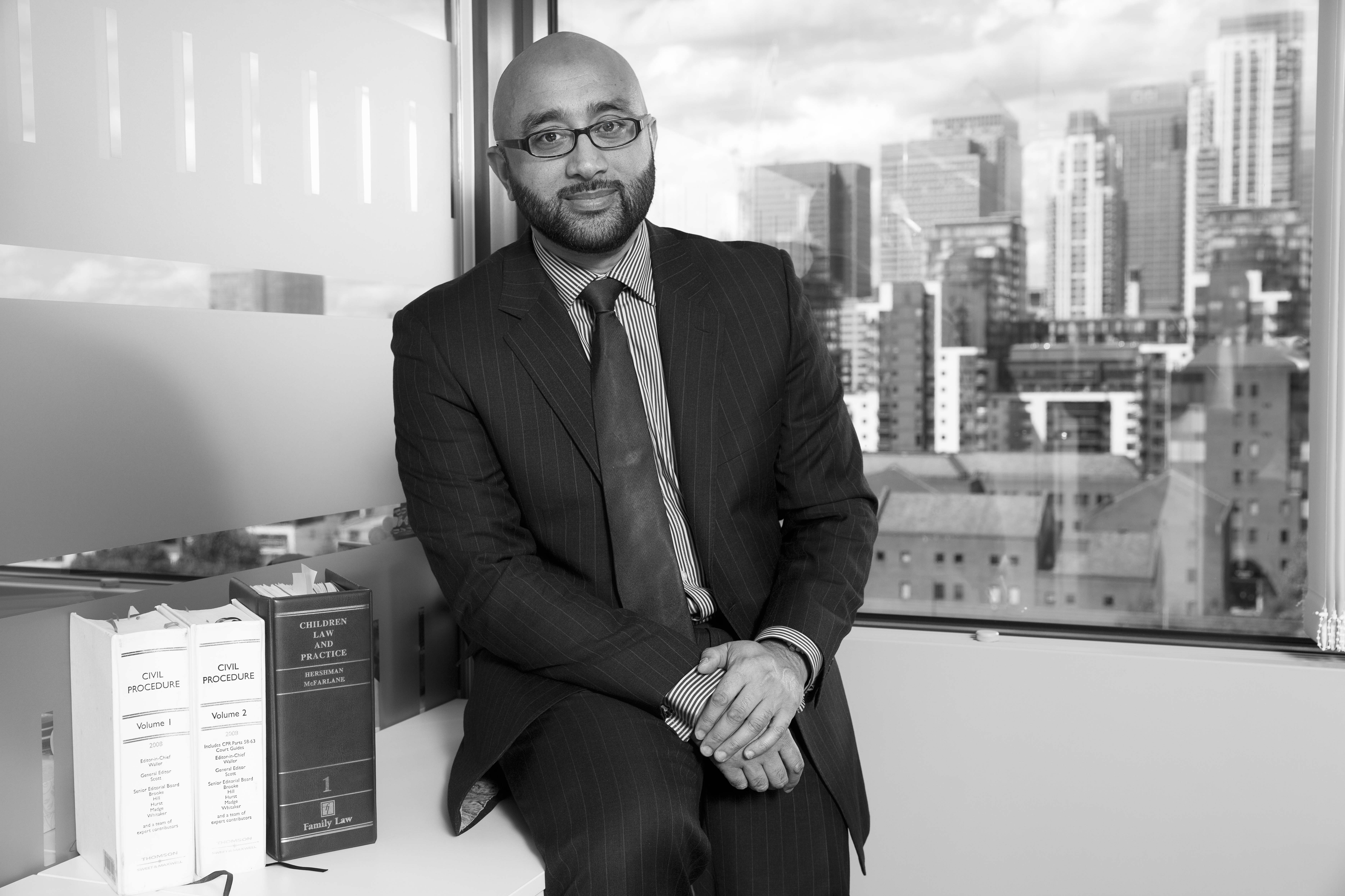 MD of Solicitors in London